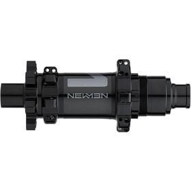 NEWMEN MTB Hinterradnabe 12x142mm 6-Bolt SRAM XD Gen2 black anodized/grey